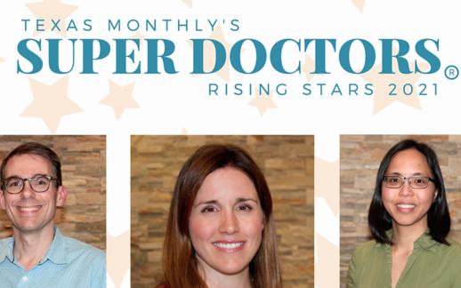 Texas Monthly Super Doctors